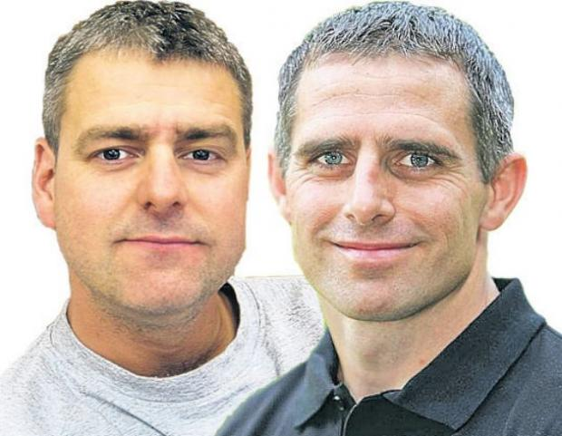 Alan Bannon and Jim Shears.