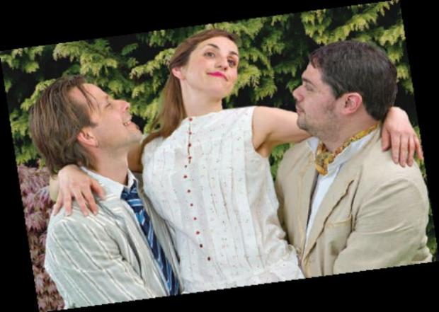 A Midsummer Night's Dream by Maskers Theatre Company
