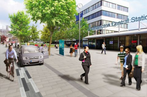 £6m scheme to revamp Southampton Central railway station
