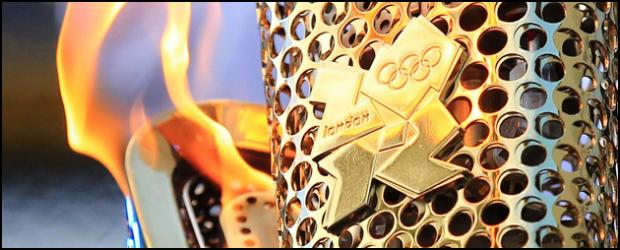 Olympic Torch Relay - live updates