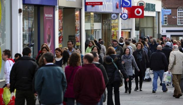 Population on the rise in Southampton