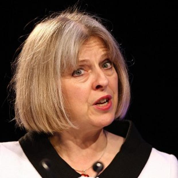Daily Echo: Home Secretary Theresa May said G4S and Locog met at the Home Office on June 27 and said they were 'experiencing scheduling problems'