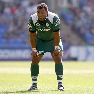 Steffon Armitage has produced an 'abnormal' doping test