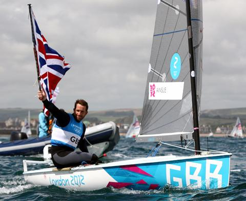 Ainslie hopes to have inspired a sailing generation