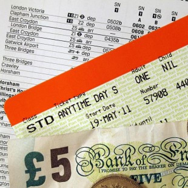 Rail tickets to go up by over 6%