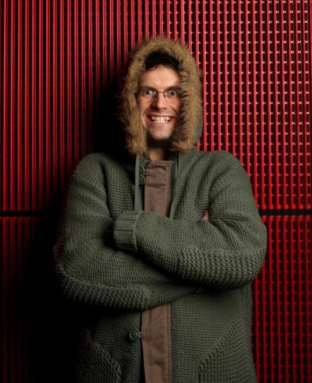 Marcus Brigstocke is on the new season line up at Berry Theatre