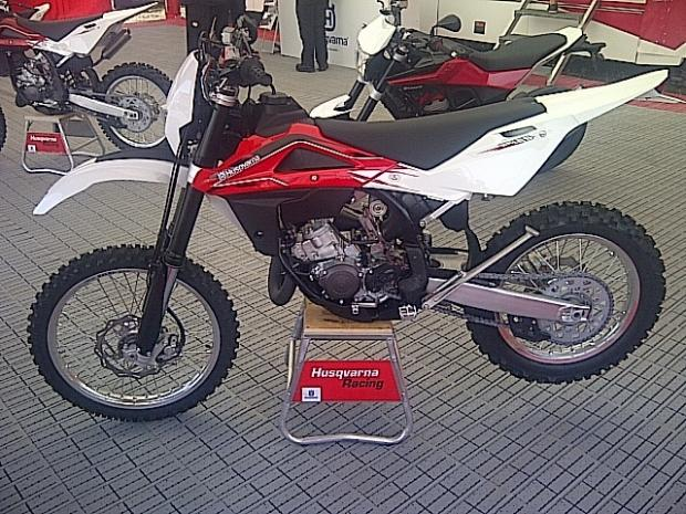 Theft of over £25,000 worth of motocross bikes