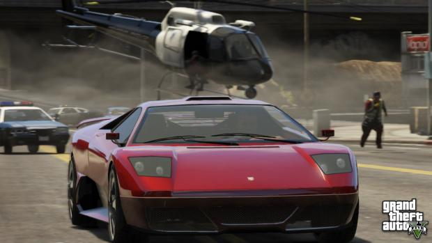 Grand Theft Auto V (GTA 5) - Release Date Announced