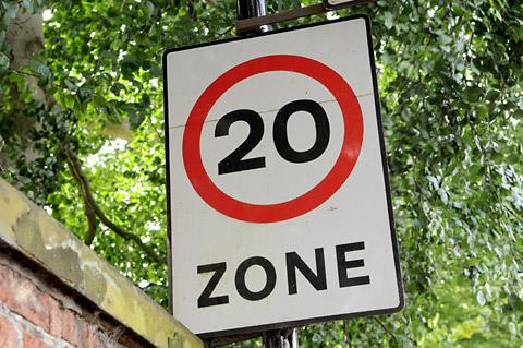 Green light for 20mph zones across Hampshire
