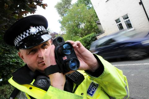 Villagers set up speedwatch scheme