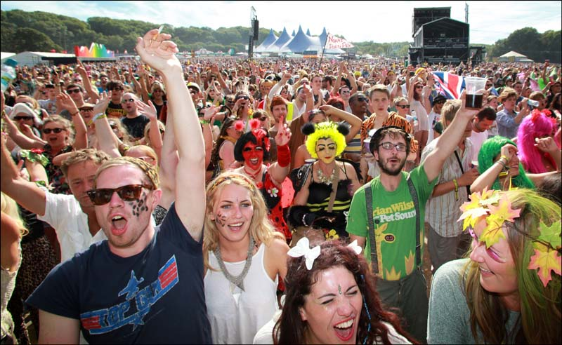 Bestival 2012 - live updates