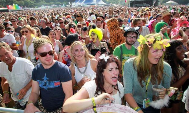Isle of Wight Festival risks having licence withdrawn