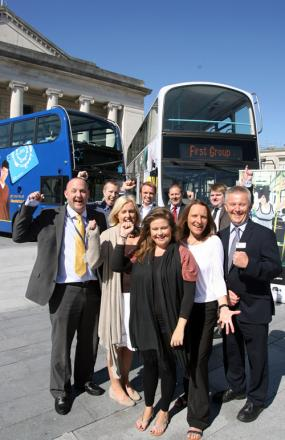 The discounted bus travel scheme for Southampton students has been relaunched