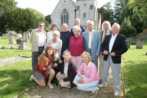 Worshippers fear for the future of their Hampshire church