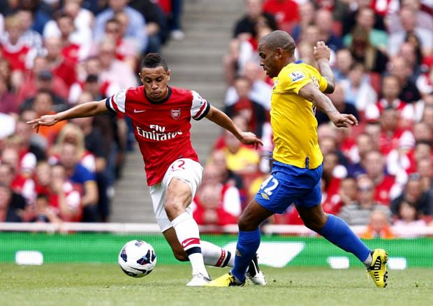 Arsenal v Saints - Pictures
