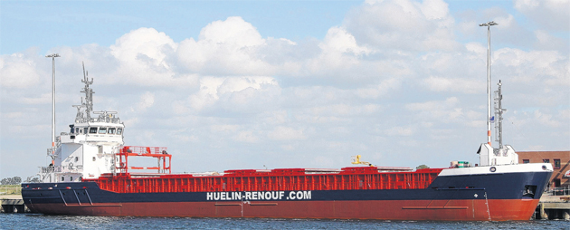 Huelin Dispatch