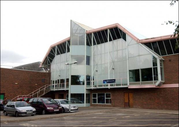 U turn over new leisure centre plan