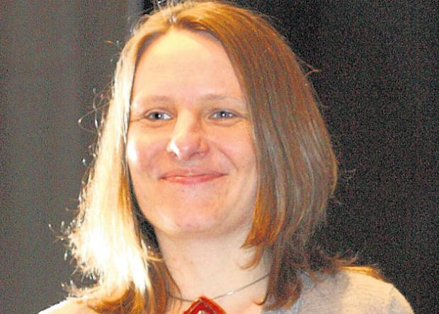 Councillor Sarah Bogle, boss of Southampton's children's services.