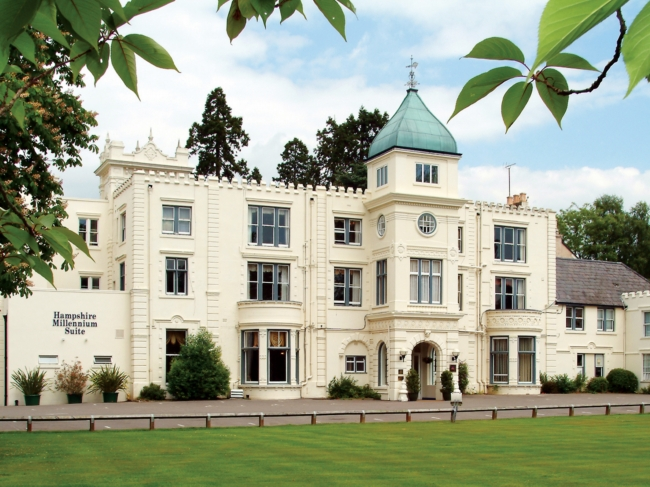 Leading Hampshire hotel on market for £4m