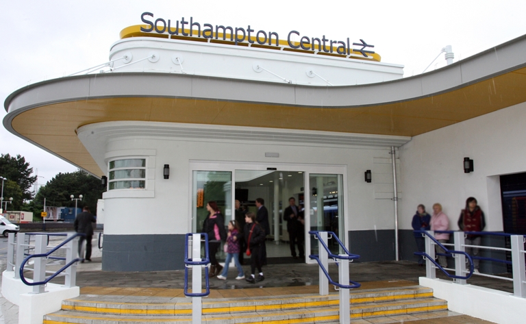 20p to spend a penny at Southampton train station