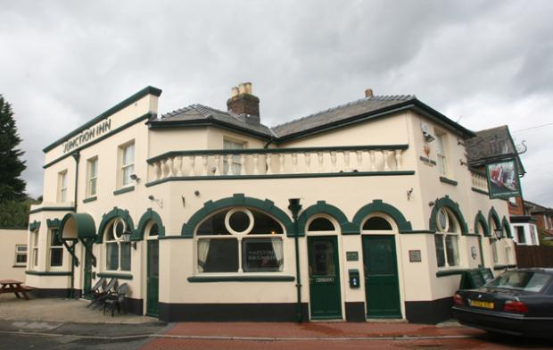 Junction Inn, Priory Road, St Denys, Southampton