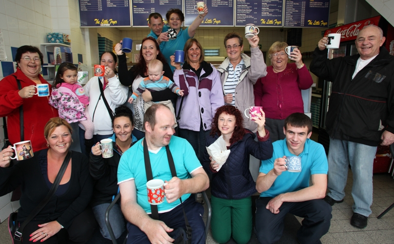 Anyone for Coffee? Some of the MacMillan events takng part across the region