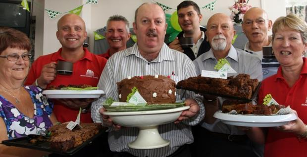 Daily Echo: MacMillan World's Biggest Coffee Morning gets under way