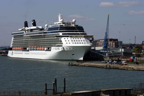 Your chance to win a tour and lunch on the Celebrity Eclipse