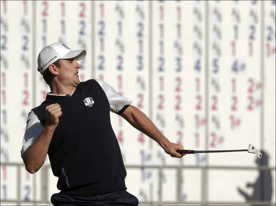 Rose helps Europe secure stunning Ryder Cup win