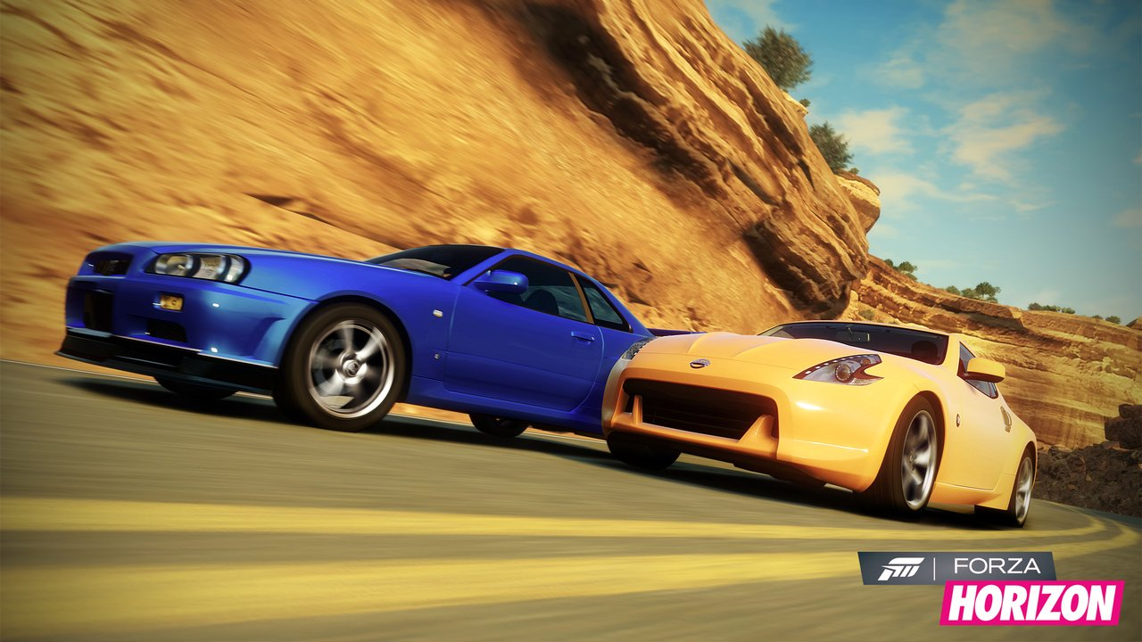 Forza Horizon - Review (Xbox 360)