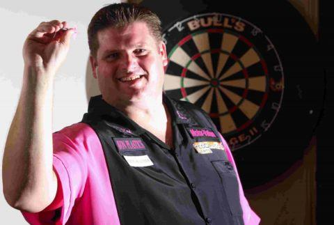 WORLD BID: Scott Mitchell has been seeded 12th for the BDO Lakeside World Darts Championship.