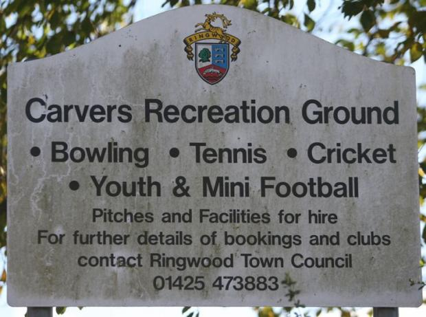 Carvers Recreation Ground