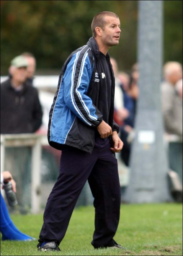 Christchurch manager Graham Kemp.