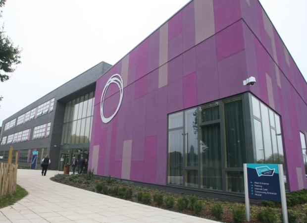 New £16m school is more than bricks and mortar