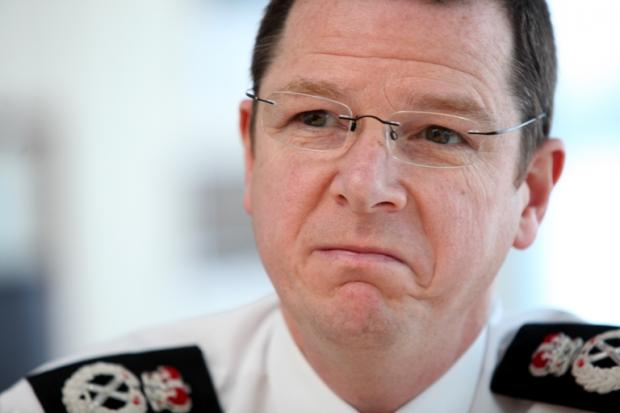 Chief Constable to leaver Hampshire Police