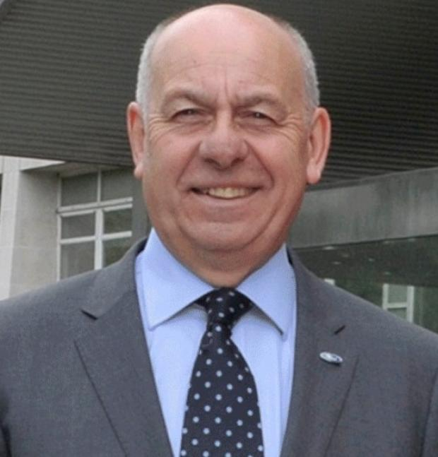 Ford UK chairman Joe Greenwell