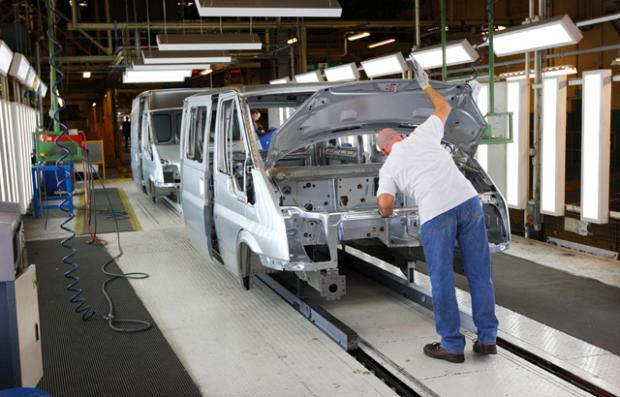 Multi-million pound fund launched early to to help Ford workers