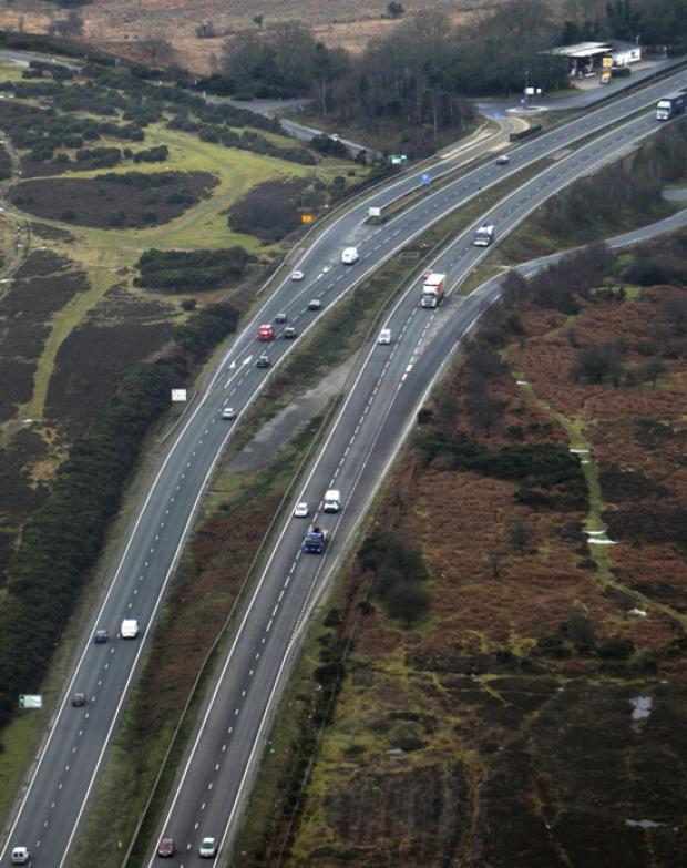 Is it time to cut the speed limit on the A31?