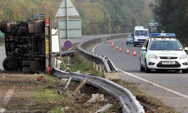 Pressure mounts to improve safety on the A31