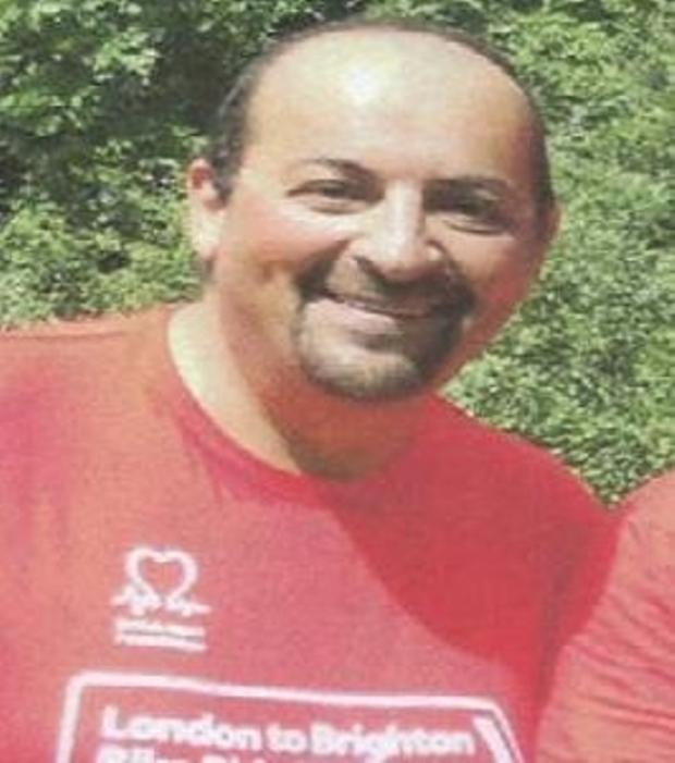 Missing: Hany Mustapha