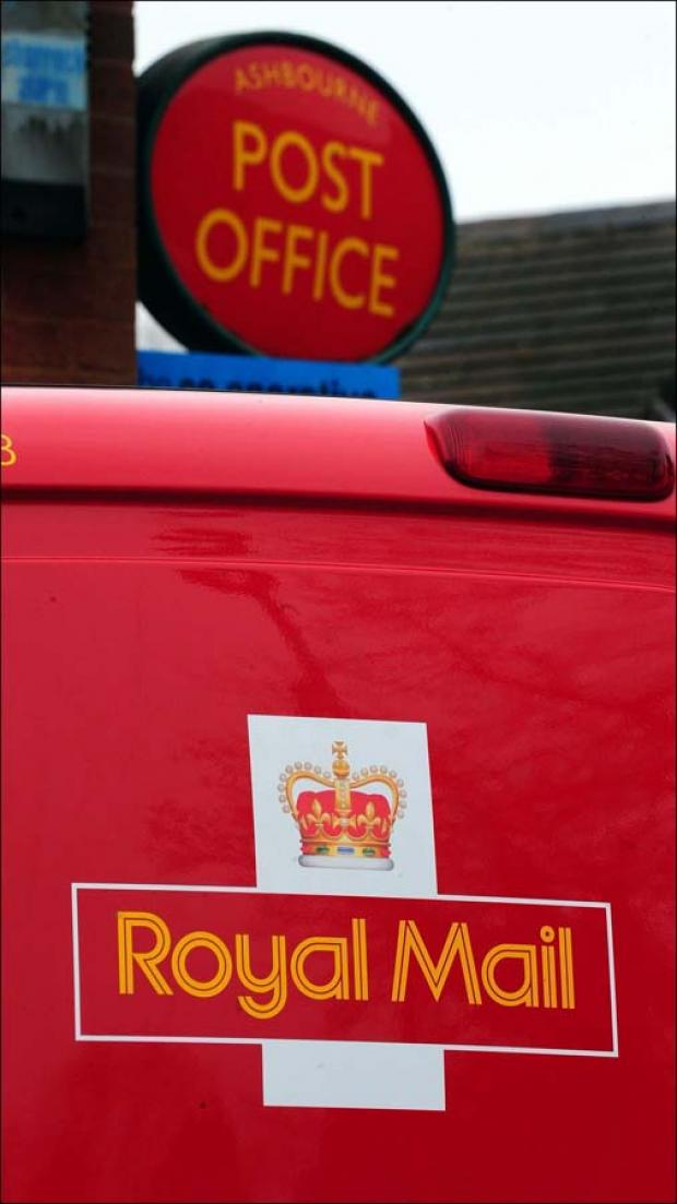 Royal Mail mets targets for 94 per cent of post