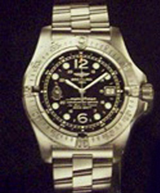 Rare watch worth £2k stolen