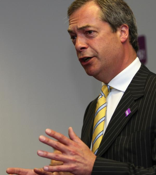 Daily Echo: Nigel Farage