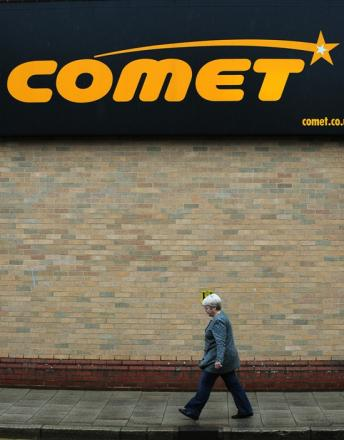 Comet to close more stores