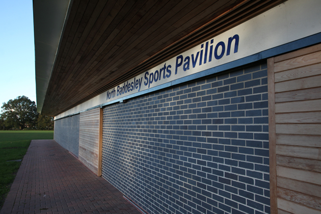 The North Baddesley Sports Pavillion