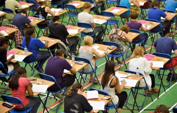 GCSE students let down by exam system abused by teachers