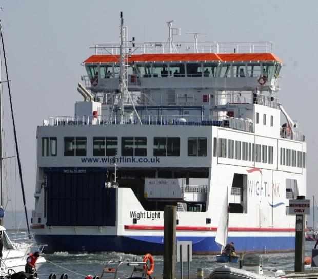 Daily Echo: Ferry firm to axe 40 jobs