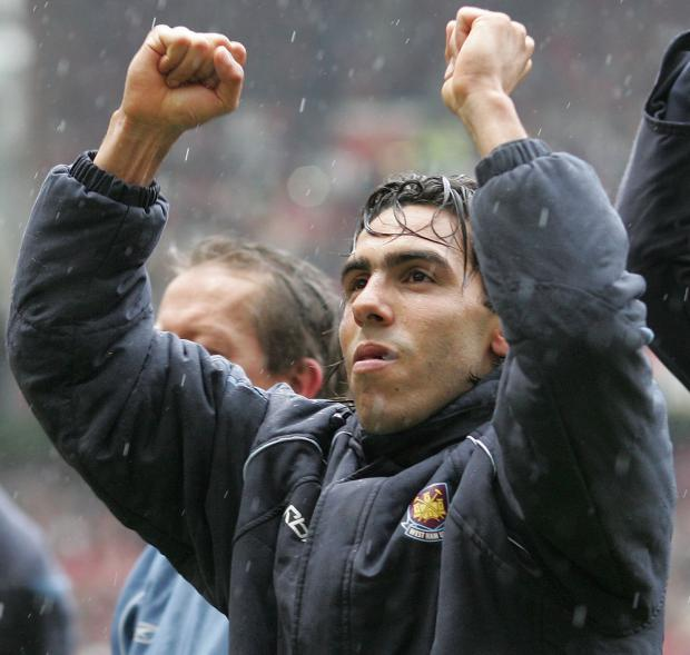 Daily Echo: Carlos Tevez has been at the heart of West Ham's season on and off the pitch