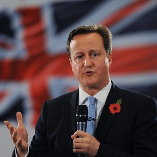 Prime Minister David Cameron urged anybody with information on child abuse to contact police