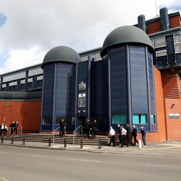 Four staff were injured in an attack at Birmingham Prison